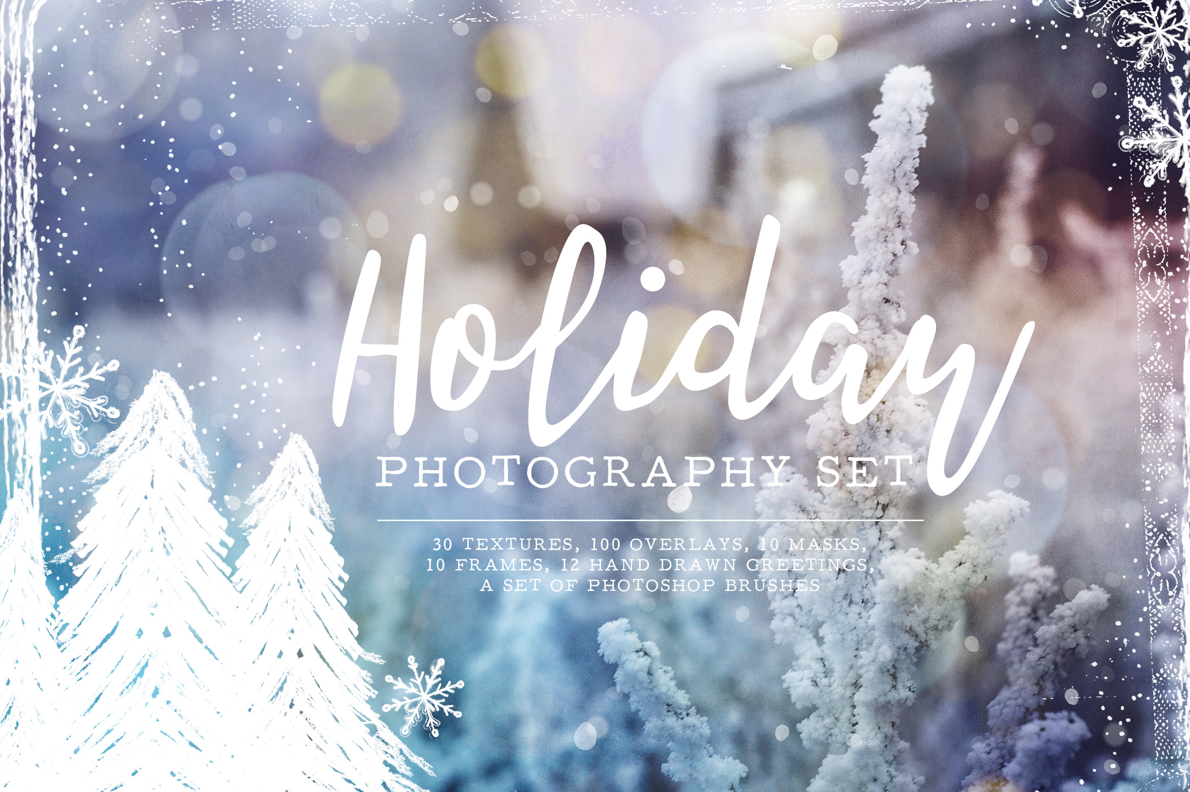 Holiday Photography Set