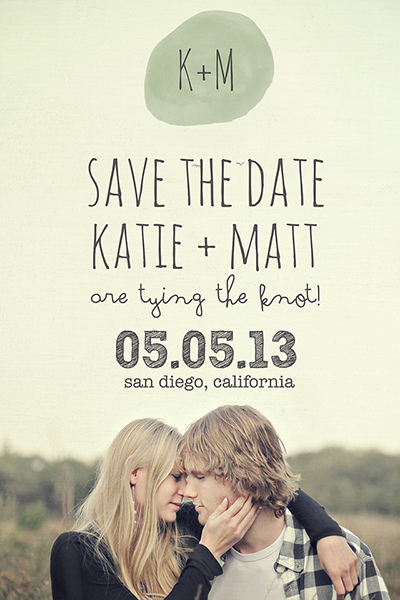 Save the Date Word Overlays vol.2