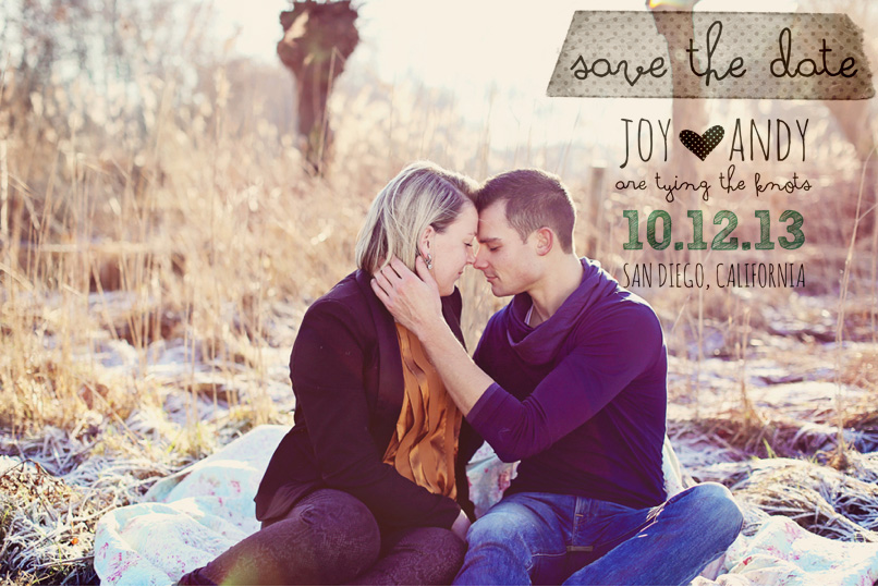 Save the Date Word Overlays vol.4