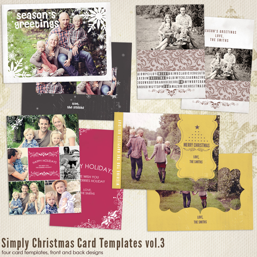 Simply Christmas Card 3