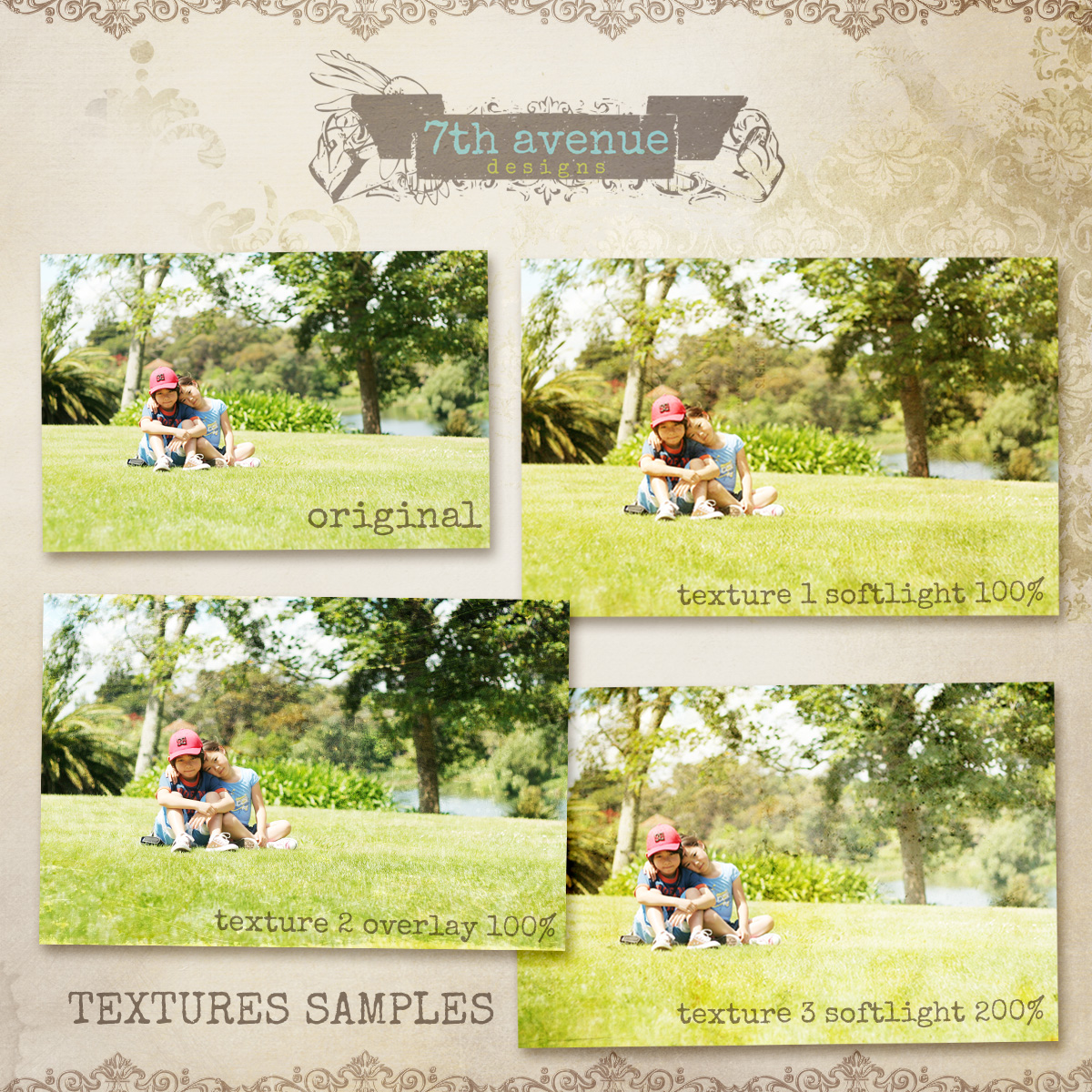 FREE Textures Samples