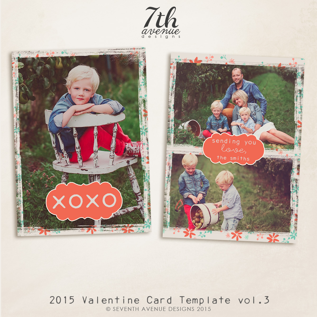 2015 Valentines Card vol.3