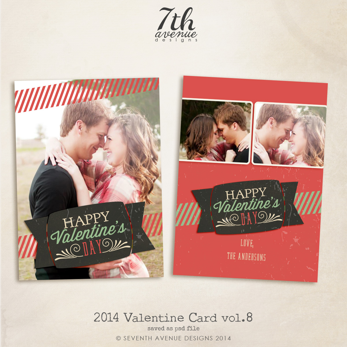 2014 Valentines Card vol.8