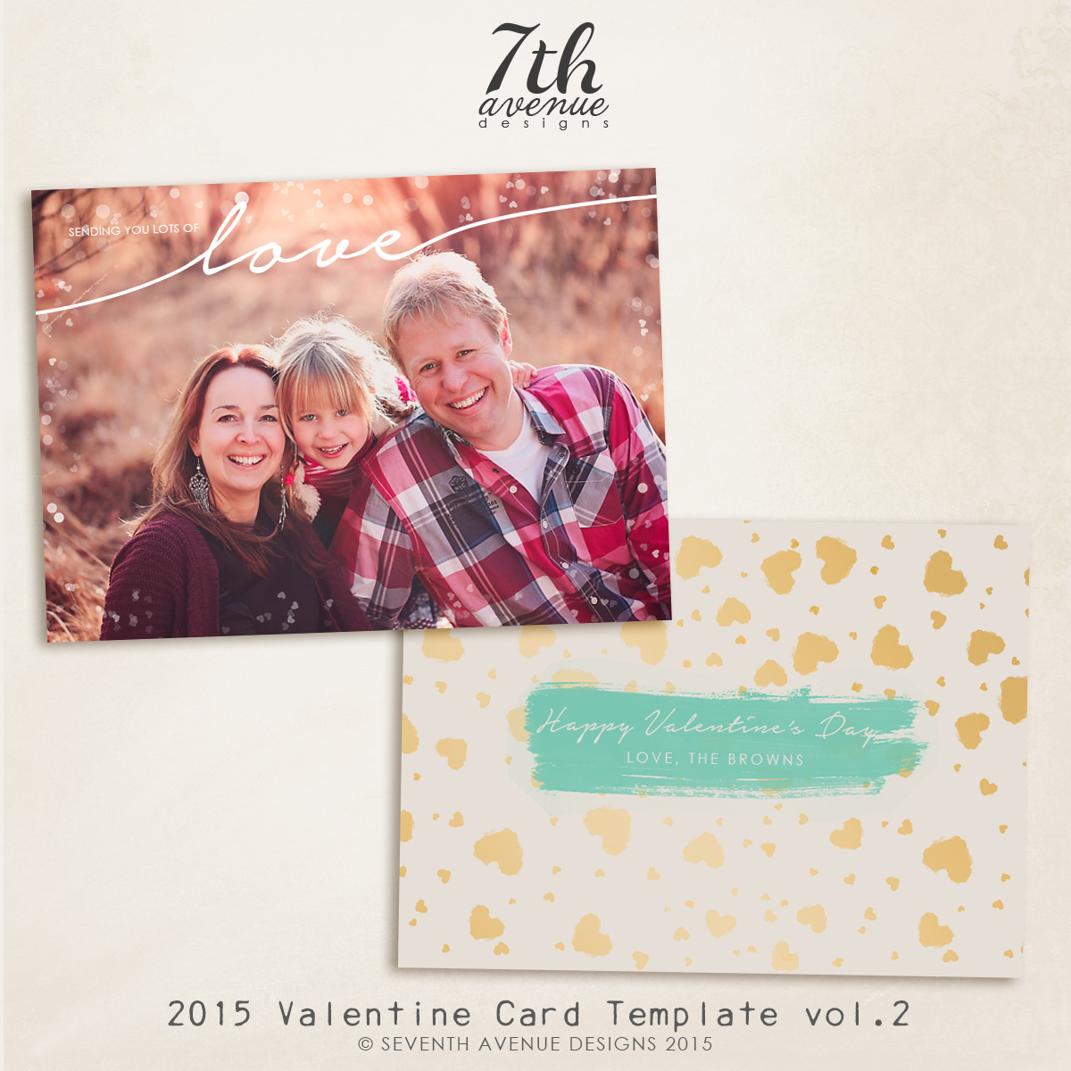 2015 Valentines Card vol.2