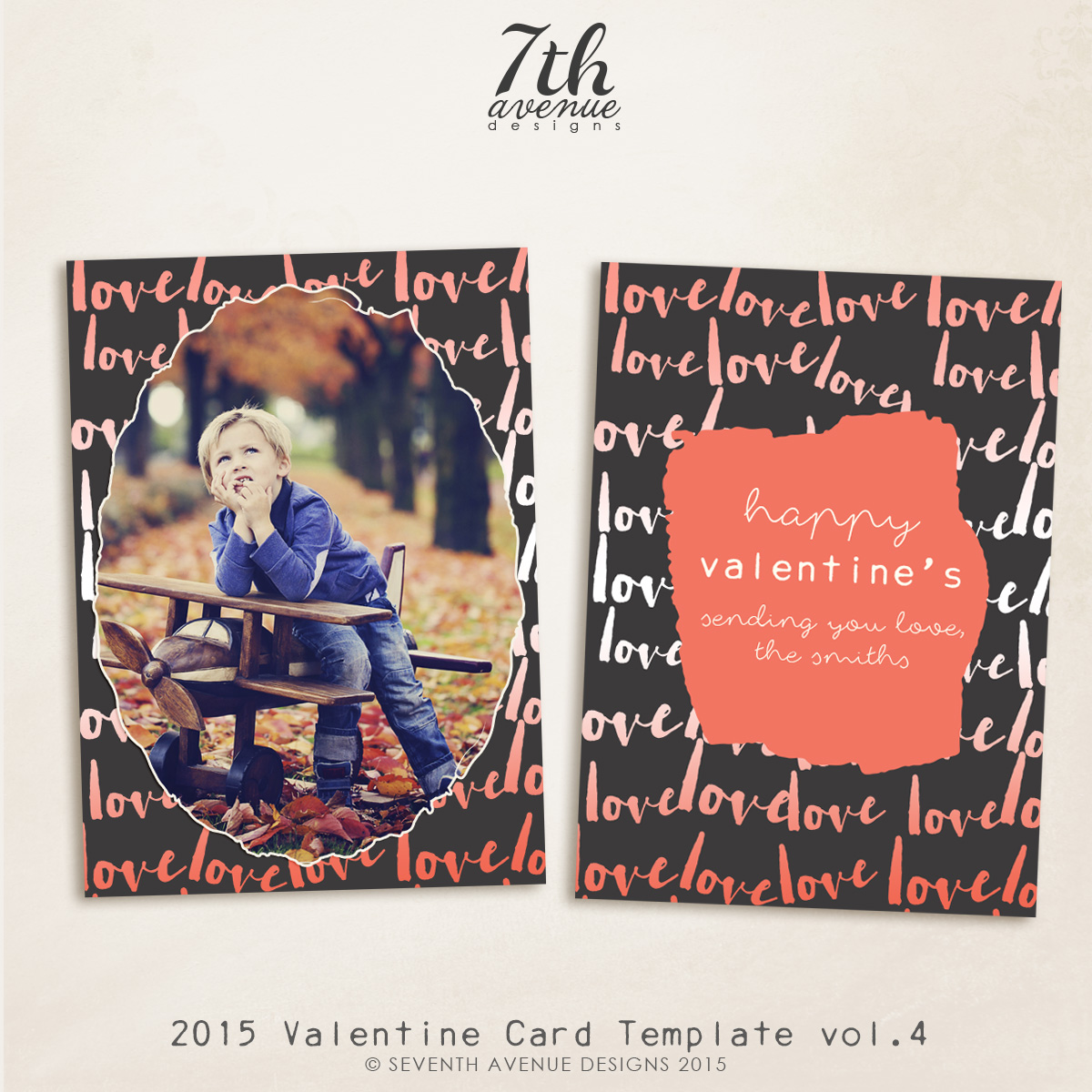 2015 Valentines Card vol.4